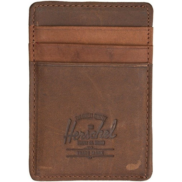 Herschel Supply Co. Raven, Brown Nubuck, One Size