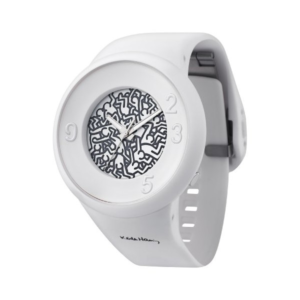 odm Keith Haring X Collection Watch White DD127-15