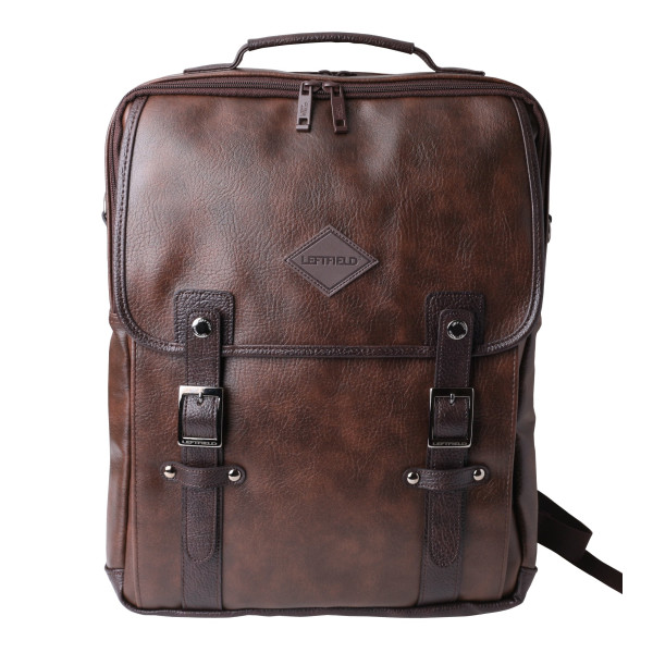 Brown 15 Laptop Backpack Messenger Tote Bags