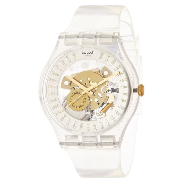 Swatch Est.1983 Skeleton Dial Unisex Watch