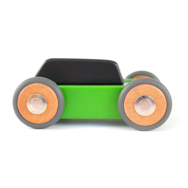 Tegu Magnetic Wooden Cars, Hatch