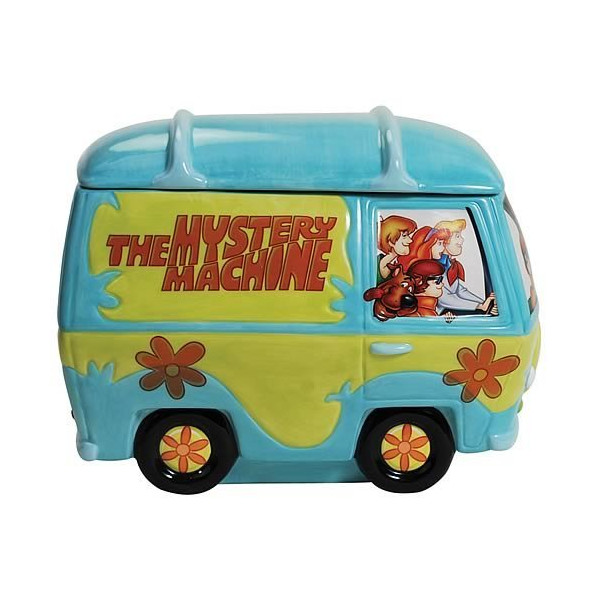 Westland Giftware The Mystery Machine Cookie Jar