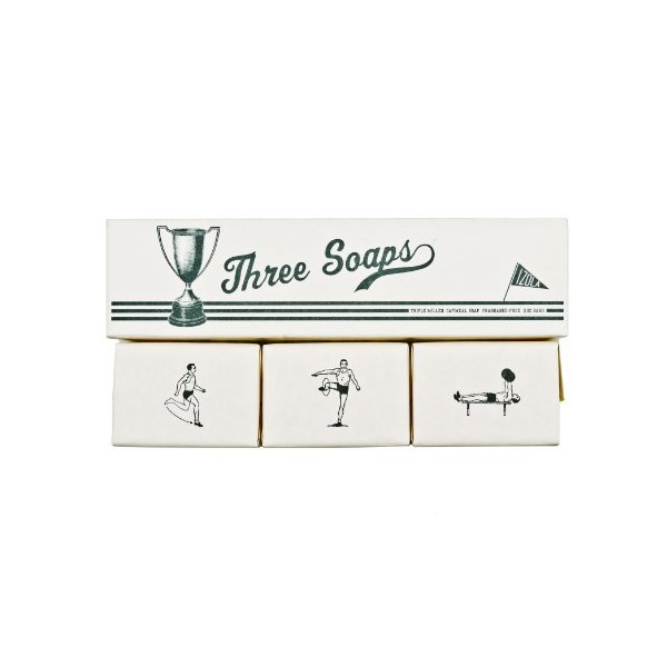 Izola 602 Sport Soap, Set of 3