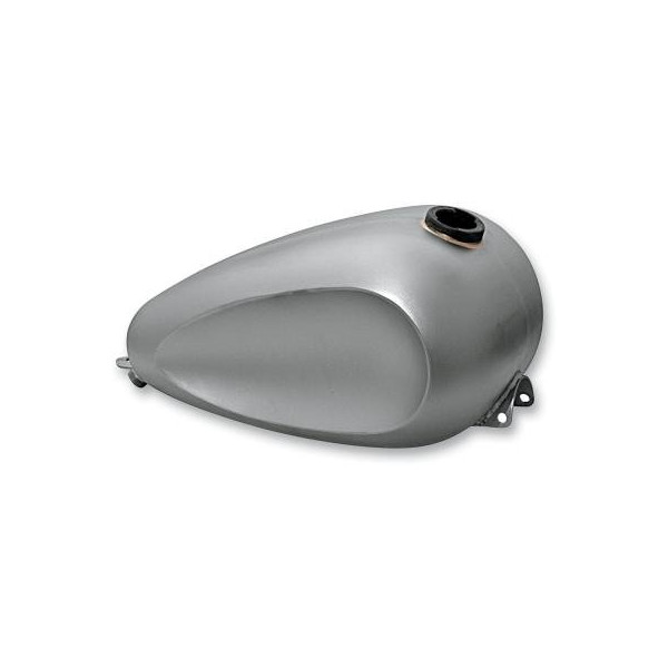 Paughco Custom Gas Tanks for Harley-Davidson Dished Style