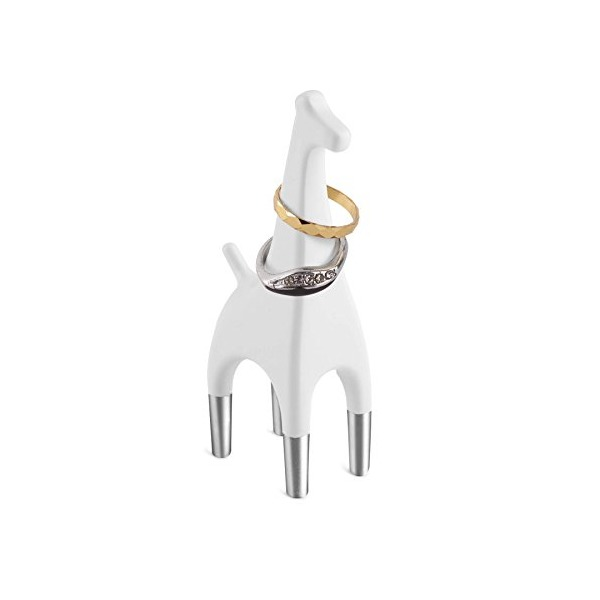 Umbra Anigram Ring Holder, Giraffe