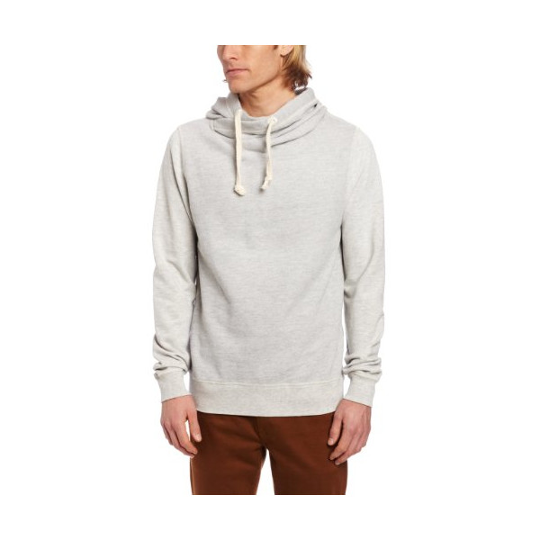 Scotch & Soda Men's Twisted Neck Hoodie