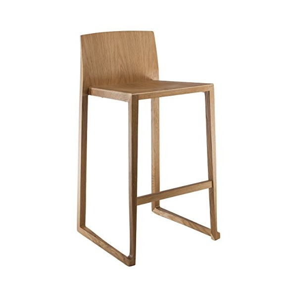 Osidea Hanna Counter Stool, Oak