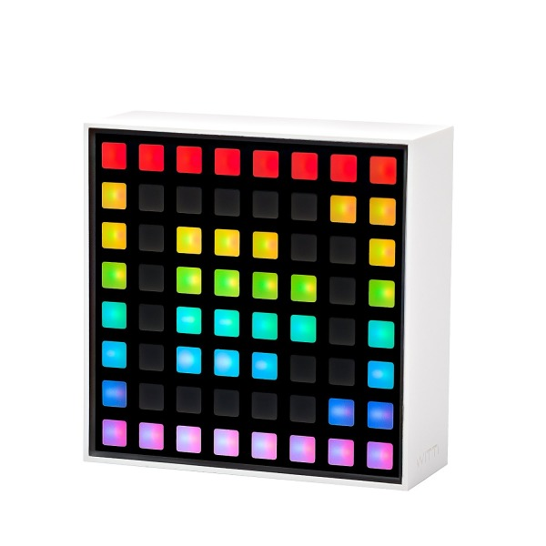 DOTTI Smart Pixel Art Light with Notifications for iPhone iOS and Android Smartphones