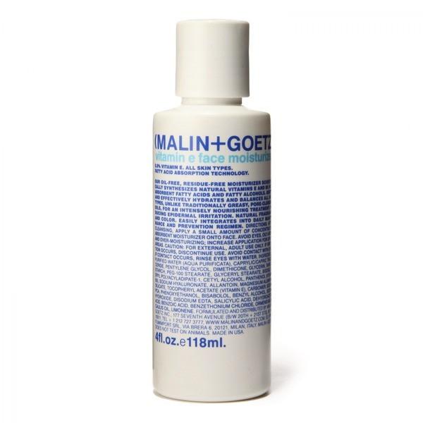 Malin + Goetz Vitamin E Moisturizer