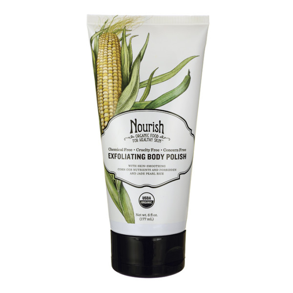 Nourish Exfoliating Body Polish, 6oz