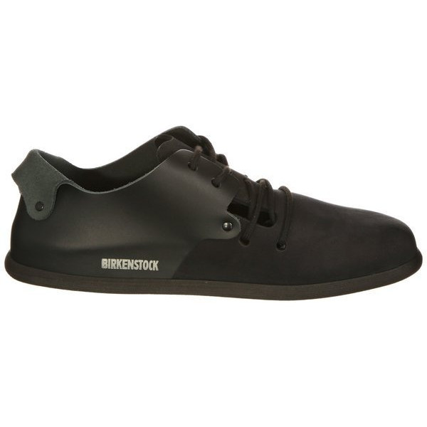 Birkenstock Shoes ''Montana'' from Leather in black