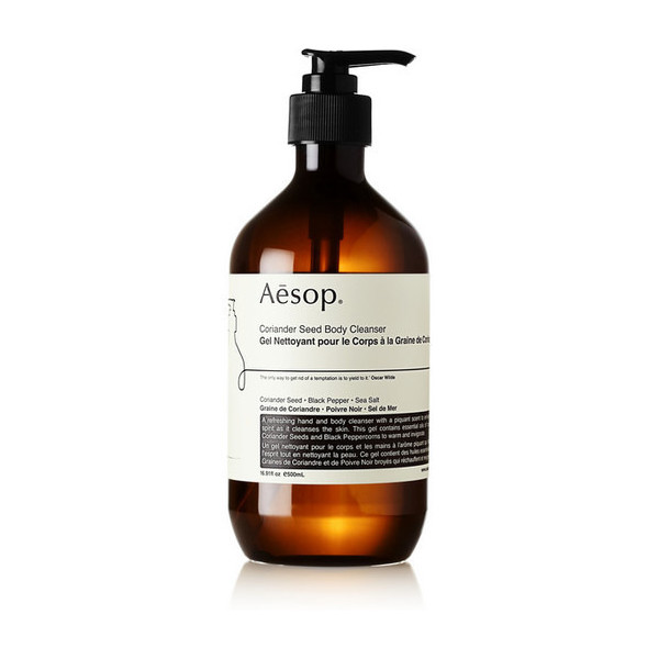 Aesop Coriander Seed Body Cleanser, 200ml