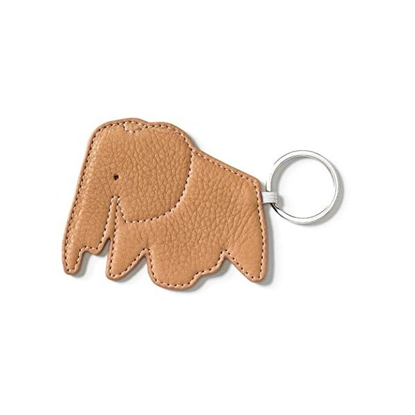 Vitra Key Ring - Elephant by Hella Jongerius