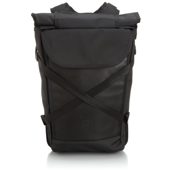 Chrome Bravo Backpack, Black