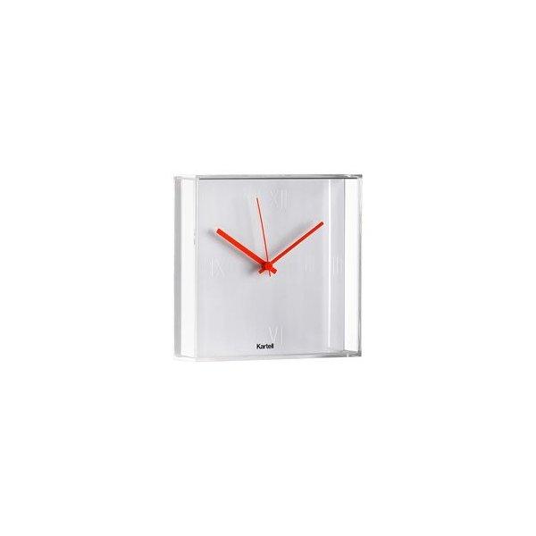 Kartell Tic Tac Modern Clock White