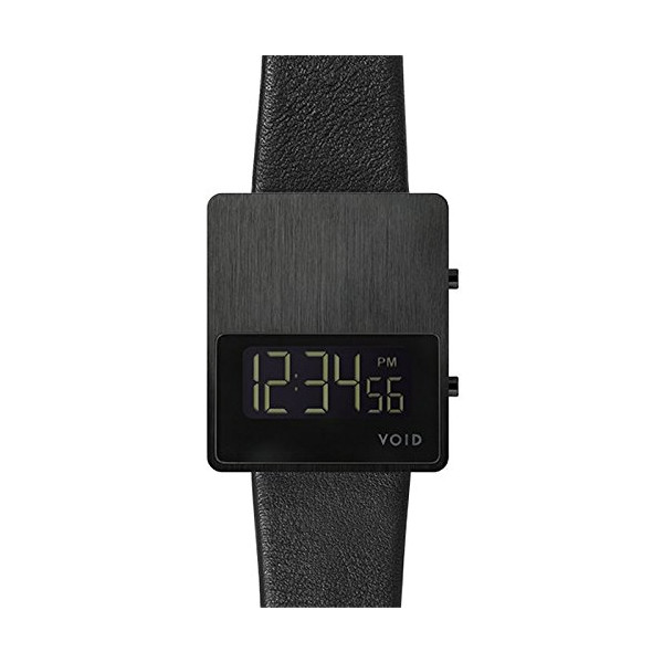 Void Unisex V01EL-BL/BL 527 Quartz Sports Watch