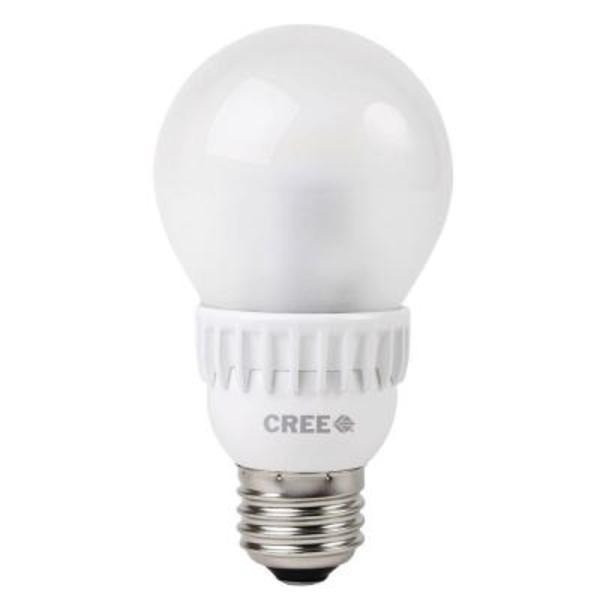Cree 9.5-Watt, 60W, Warm White, 2700K, LED Light Bulb