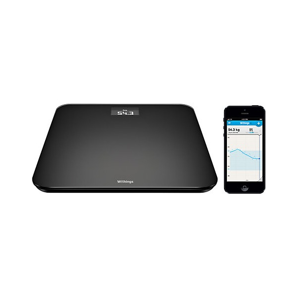 Withings Wireless Scale WS-30, Black