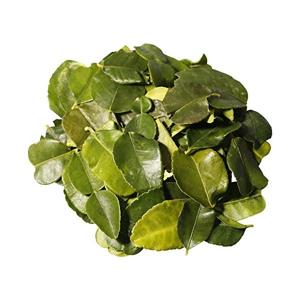 Kaffir Lime Leaves, Fresh from Frozen, 80g