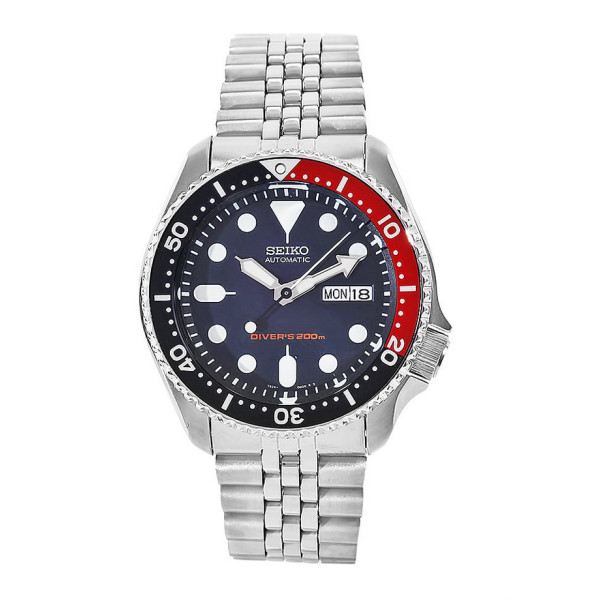 Seiko Men's Diver's Automatic Blue Dial Watch