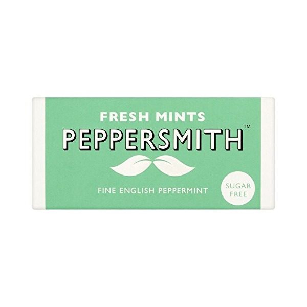 Peppersmith Fine English Peppermint Fresh Mints (15g)