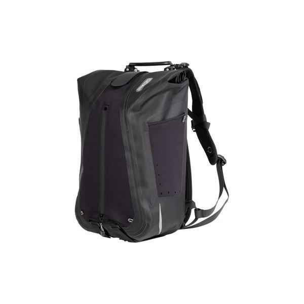 Ortlieb Vario QL3 Backpack - Black