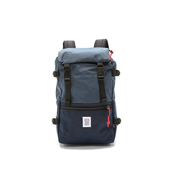 Topo Designs Men's Rover Pack, Navy, One Size