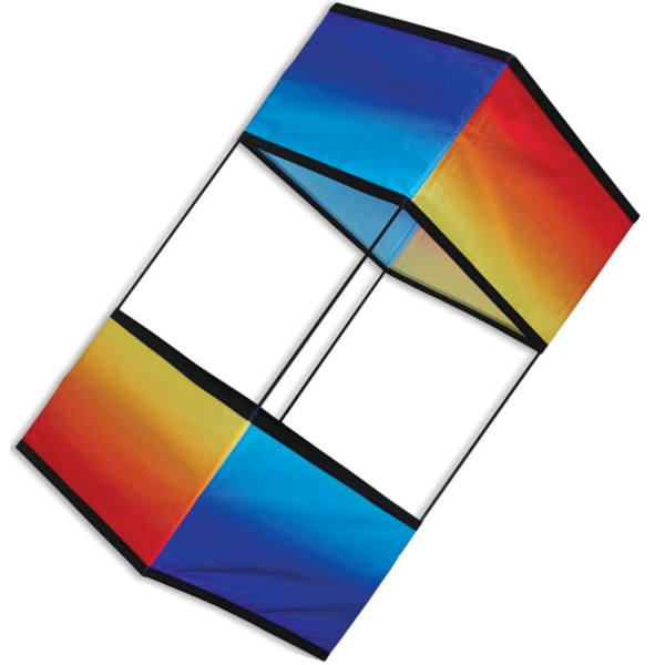 Traditional Box Kite, Gradient