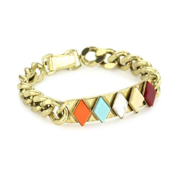Anton Heunis Inca Goddess Identification Bracelet