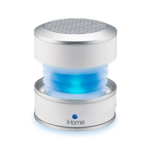iHome Colour Changing Rechargeable Mini Speaker
