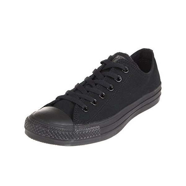 Converse Chuck Taylor All Star Classic COLOR BLACK MONCHROME SIZE Men 4.5 Women 6.5 1T865