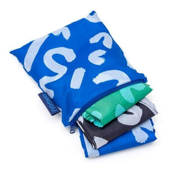 Baggu X3 Paint, Nylon Bags
