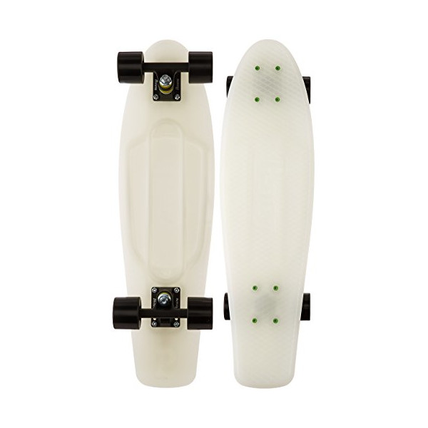 Penny Skateboards Standard Skateboards, 22-Inch, Glow in the dark
