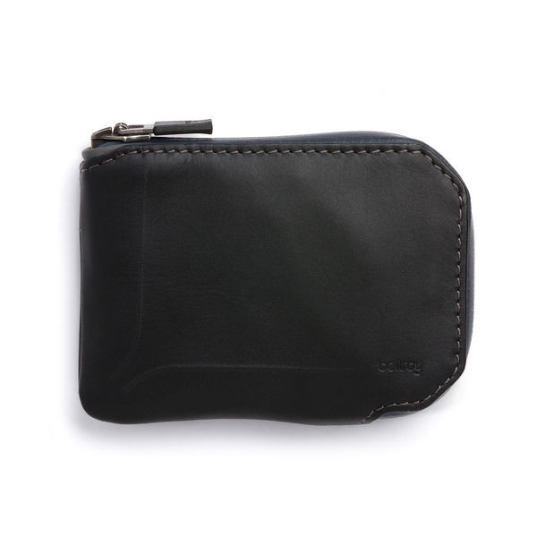 Bellroy Men's Leather Elements Pocket, Black