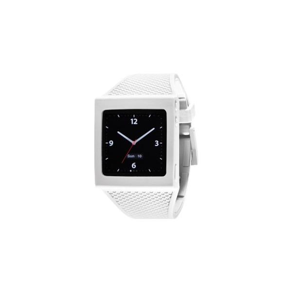 HEX HX1001-WHTE Watch Band for iPod Nano Gen 6 - White