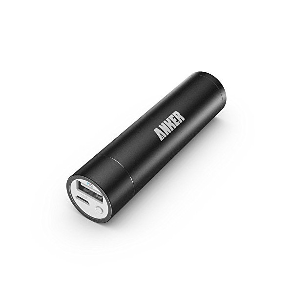 Anker 2nd Generation Lipstick-Sized Portable Charger