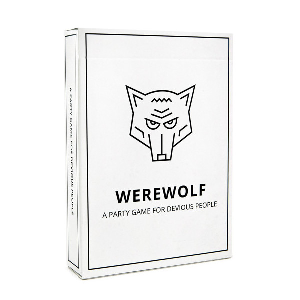Werewolf: A Party Game for Devious People