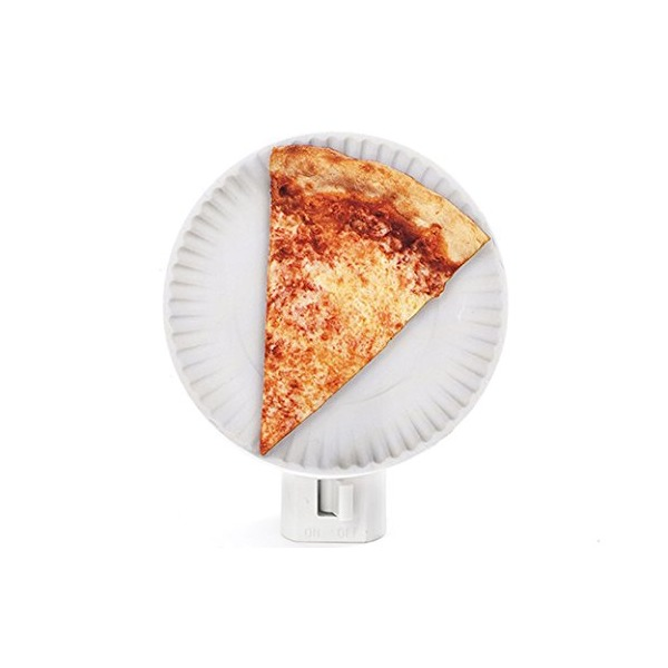 Kikkerland - Pizza Night Light - LP33