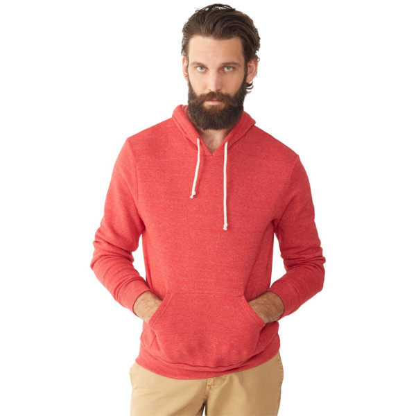 Alternative Hoodlum Hoodie, Eco True Red