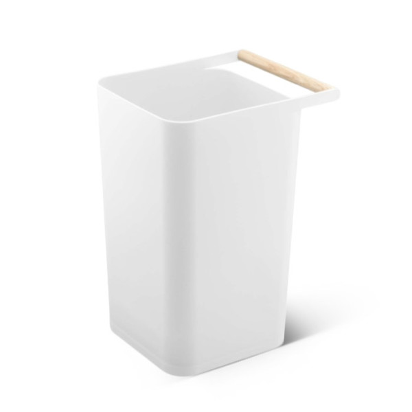 Como Trash Can, White