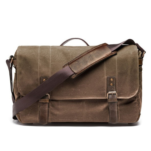 Ona, The Union Street Camera and Laptop Bag, Ranger Tan