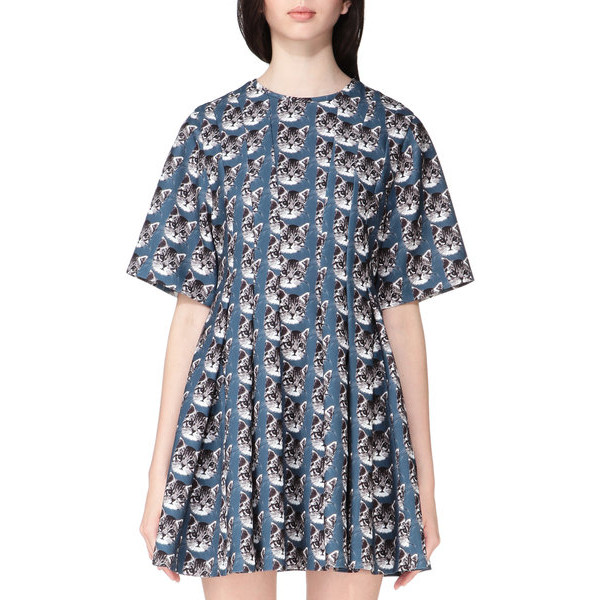 Paul & Joe Sister Belinda Robe Dress, Indigo