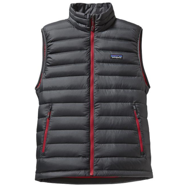 Patagonia Down Sweater Vest, Forge Grey