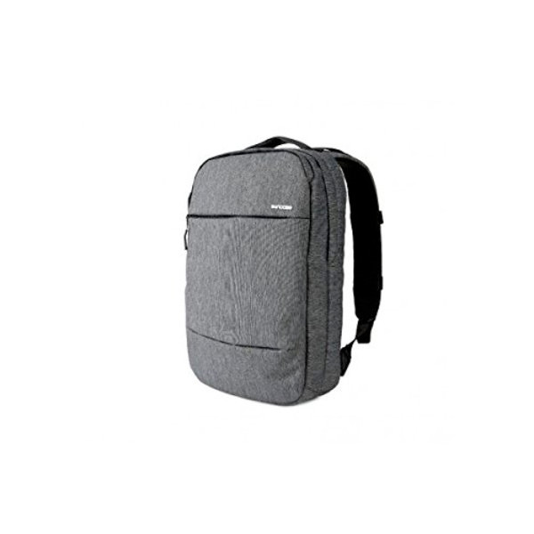 Incase City Collection Compact Backpack, Heather Black/Gunmetal Gray