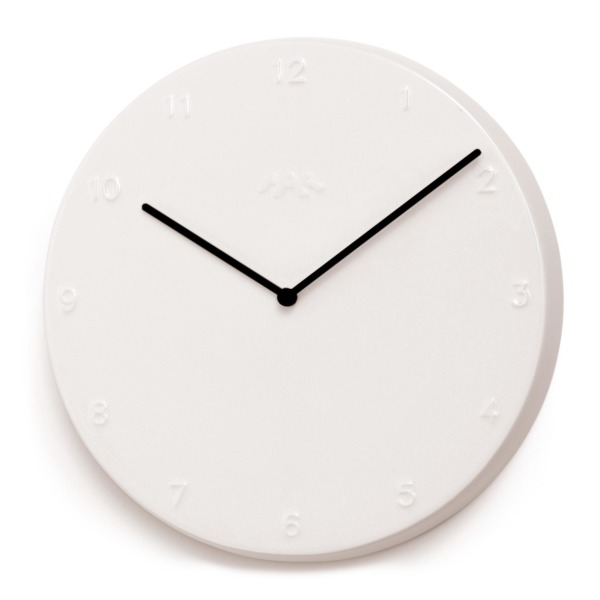 Kahler Ora Handmade Ceramic Wall Clock