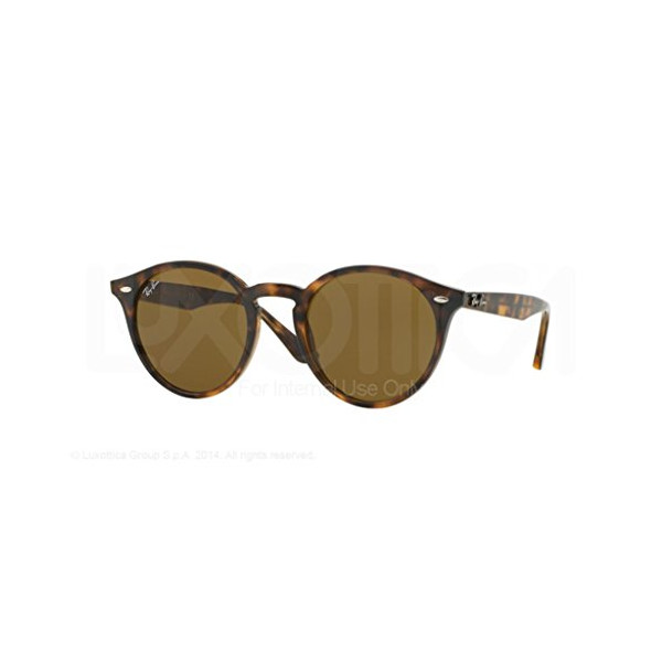 Ray-Ban Men,Women 1504551002 Tortoise/Brown Sunglasses 49mm