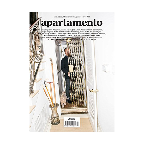 Apartamento Magazine #13 (Spring--Suimmer 2014) An Everyday Life Interiors Magazine