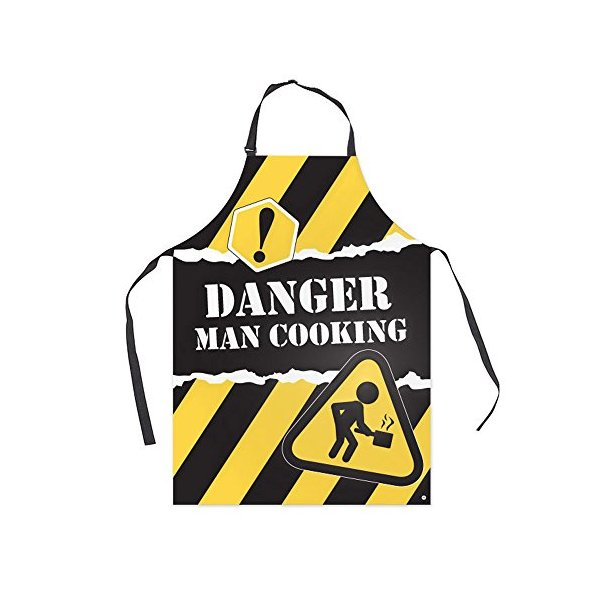 Danger Apron for Men