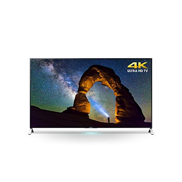 Sony XBR65X900C 65-Inch 4K Ultra HD 3D Smart LED TV (2015 Model)