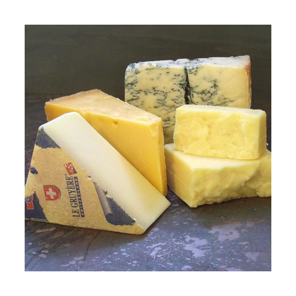 igourmet's Favorites - 4 Cheese Sampler (2 pound) by igourmet